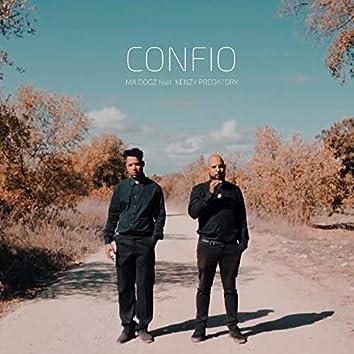 Confio (feat. Kenzy Predatory)
