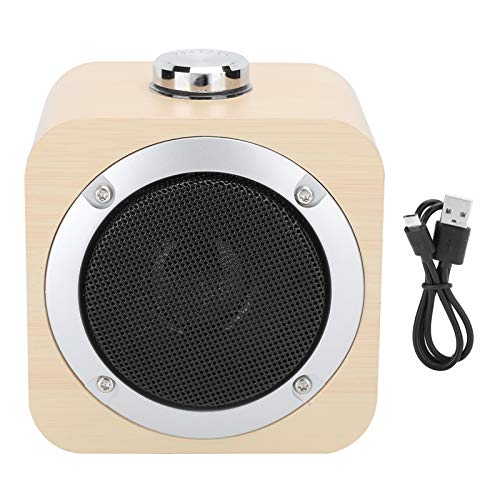 Semiter 【Venta del día de la Madre】 Altavoz Bluetooth 60Hz-18000Hz Mini Altavoz...