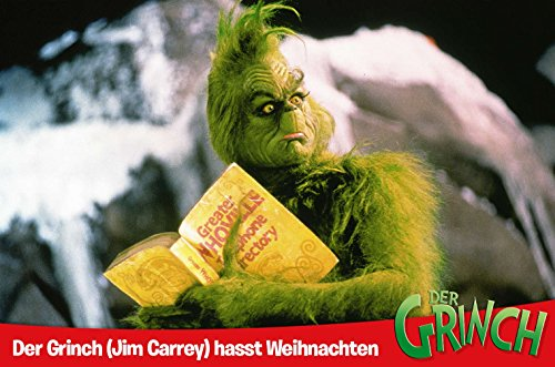 GRINCH-15TH ANNIVERSARY - MOVI [Blu-ray]