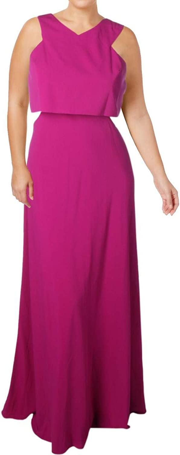 Jill Jill Stuart Womens Popover CutOut Evening Dress