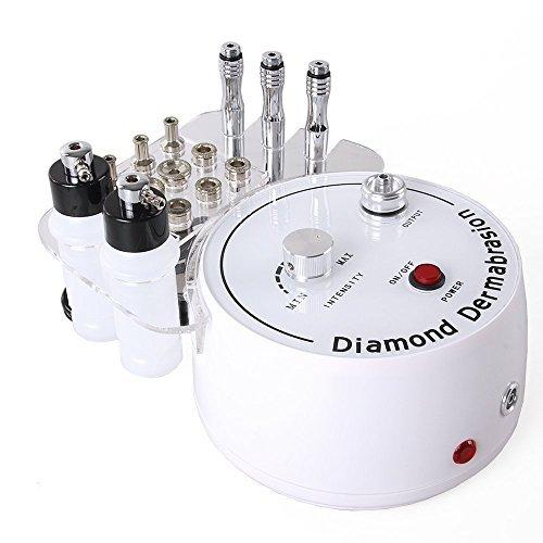 Beautystar 3 in 1 Diamant Microdermabrasion Dermabrasion Vakuum und Spray Maschine