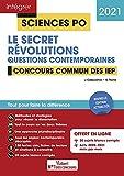 Sciences Po - Questions contemporaines - Thèmes 2021