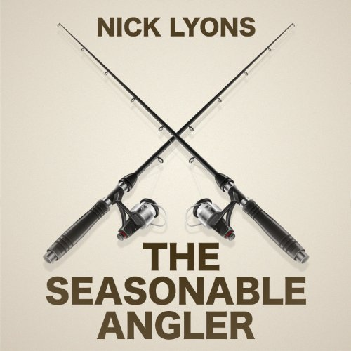 The Seasonable Angler audiobook cover art
