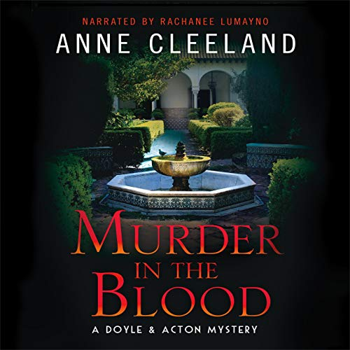 Murder in the Blood: A Doyle & Acton Mystery cover art