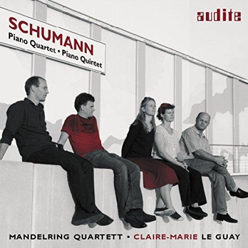 Robert Schumann: Piano Quartet, Op. 47 & Piano Quintet, Op. 44 (Studio redordings from 2009)
