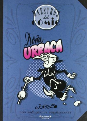 Doña Urraca (Maestros del Cómic)
