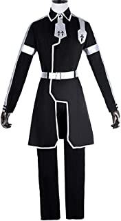 Alicization Sword Art Online 3th Cosplay Kirito Cosplay Costume Kazuto Kirigaya Outfit