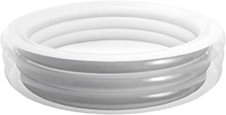 Intex 57192NP - Piscina hinchable transparente 229 x 51 cm, 880 litros