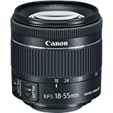 EF-S 18-55mm f/4-5.6 IS STM Lens (Bulk Packaging- White Box) New Version