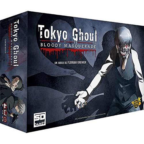 SD GAMES- Tokyo Ghoul - Bloody Masquerade, Multicolor (SDGTOKGHO01) , color/modelo surtido