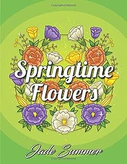 spring flowers artist