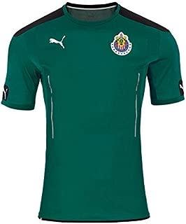 chivas goalkeeper jersey