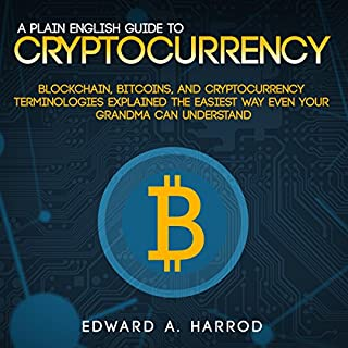 A Plain English Guide to Cryptocurrency:  audiobook cover art