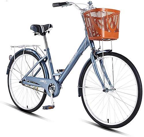 FEE-ZC Universal City Bike Singlespeed Pendler Fahrrad Leichtgewicht Für UUnisex Erwachsene