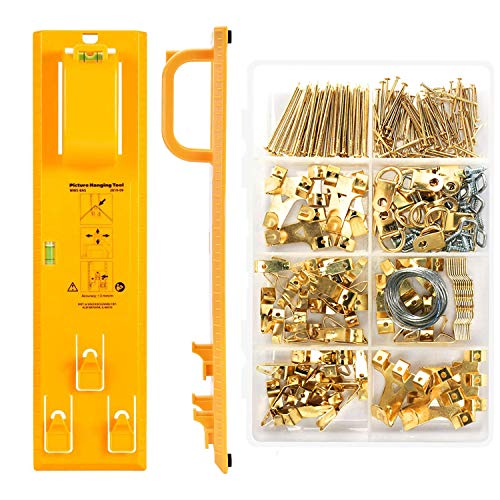 Picture Hanging Kit, Picture Frame Hanger Tool (Picture Hanging kit)