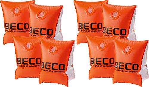 Preisvergleich Produktbild 4 Paar Beco 09703 Schwimmhilfen Doppelkammersystem,  Körpergewicht 15 bis 30 kg