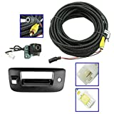 Rear View Camera Add On Kit w/Wiring Harness & Tailgate Handle Bezel New