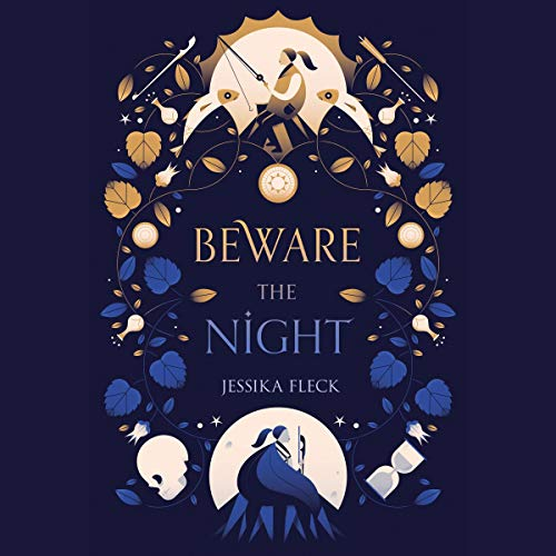 Beware the Night audiobook cover art