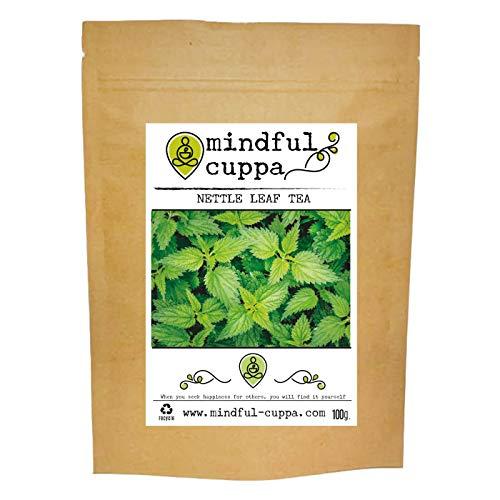 Nettle Leaf Loose Leaf Herbal Tea | Mindful Cuppa | Premium Quality | 100% Natural (100g)
