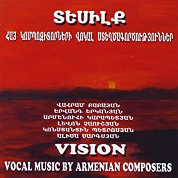 """Vision""  Vocal Music by Armenian Composers"