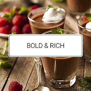 Monin - Gourmet Dark Chocolate Sauce, Velvety and Rich, Great for Desserts, Coffee, and Snacks, Gluten-Free, Vegan, Non-GMO (12 Ounce) #2