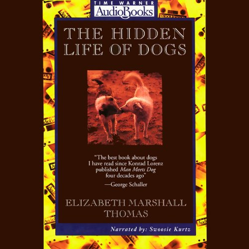 The Hidden Life of Dogs audiobook cover art