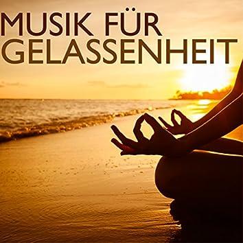 Musik für Gelassenheit - Buddhistische Meditation, Tibetische Musik Naturgeräusche zum Meditieren