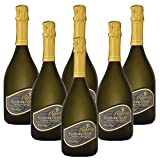 Prosecco Valdobbiadene Superiore DOCG EXTRA DRY Al Canevon - Offerta 6 Bottiglie 0,75ml...