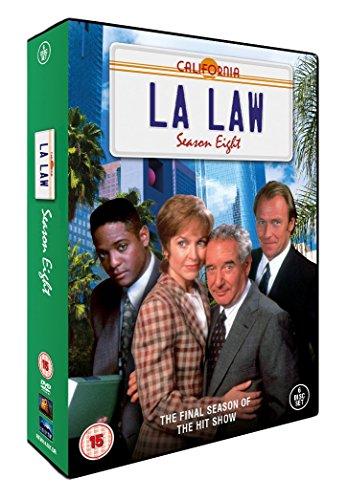 L.A. Law - Series 8