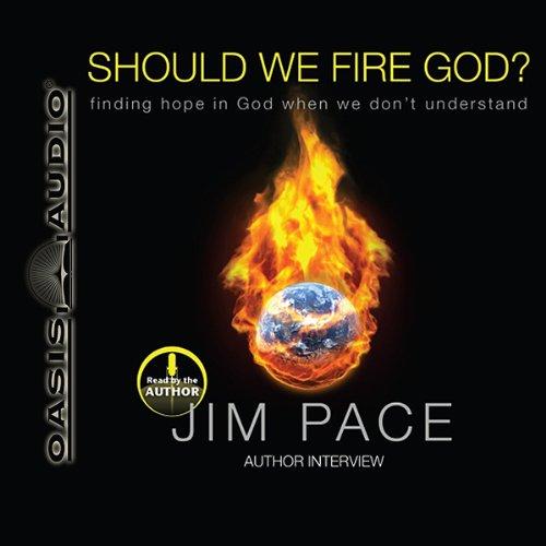 Should We Fire God? audiobook cover art