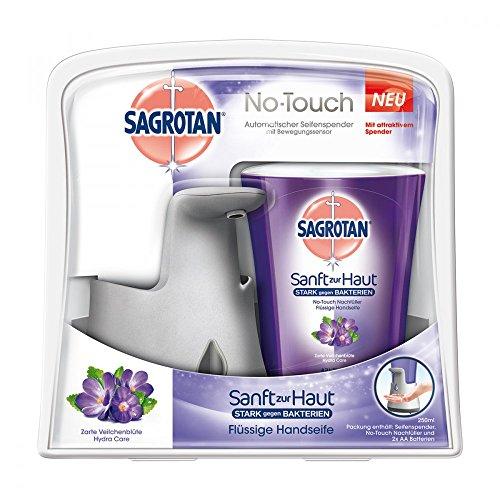 SAGROTAN No-Touch Seifenspender 1 St