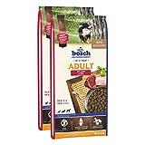 Bosch Hundefutter Verschiedene Sorten 2x15kg Lamm & Reis