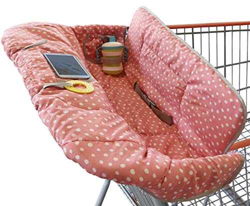 Shopping Cart Cover for Baby or Toddler | 2-in-1 High Chair Cover |...