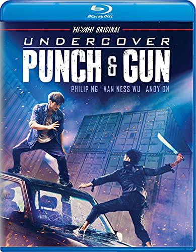 Undercover Punch & Gun [Blu-ray]