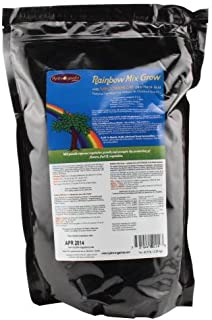 Earth Juice Rainbow Mix Grow 720282 RAINBOW MIX GROW 5LB