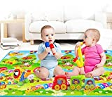 Prime Deals Double Sided Water Proof Baby Mat Carpet Baby Crawl Play Mat