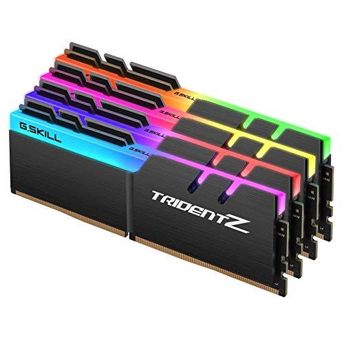 G.Skill Trident Z RGB DDR4 3200 PC4-25600 64GB 4x16GB CL14