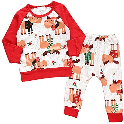 Pijamas de Navidad Santa Claus