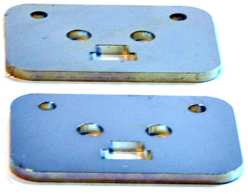 WARN 72847 UTV Plow Mount Ratch Hardware Service Kit