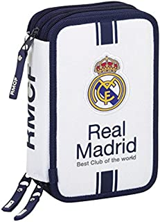 Real Madrid – Plumier Triple by 27 Pieces (SAFTA 411654057)