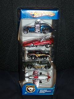 Hot Wheels 2004 Wastelanders 5 Pack Gift Pack 5 Pk.