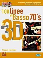 100 Linee Di Basso 70's in 3D