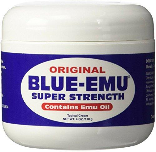 Blue-Emu Original Super Strength Emu Öl, 118 ml, Pack of 5