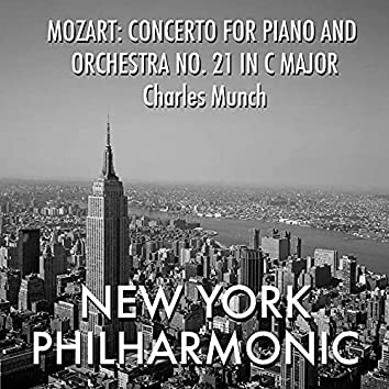 Mozart: Concerto for piano and orchestra no. 21 in C major
