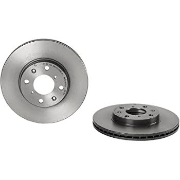 Set of 2 Brembo 08.a335.11/ Brake DISCS BOX