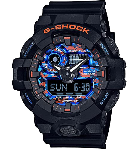 Casio Watch GA-700CT-1AER