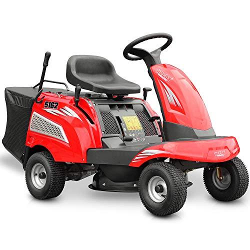 HECHT 5162 - Cortacésped (4,8 kW/6,5 PS, arranque eléctrico, ancho de corte...