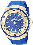 Technomarine Women's TM-215085 Manta Analog Display Automatic Self Wind Blue Watch