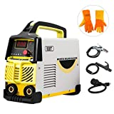 Arc Welder Dual Voltage 110V-220V IGBT Inverter DC Welding Machine 200A High Frequency Household Smart Welder for Novice Welders fits below 3.2mm weling rods