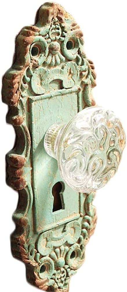 Sales of SALE items from new works FIEUWSD Wall Mounted Door Handle Wooden Entr European All items free shipping Retro
